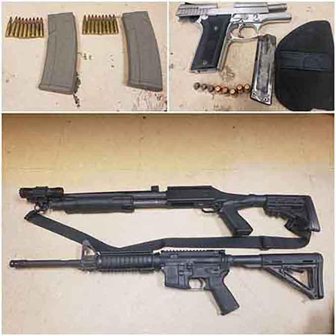 Man faces charge of firing weapon inside Menifee residence   Menifee