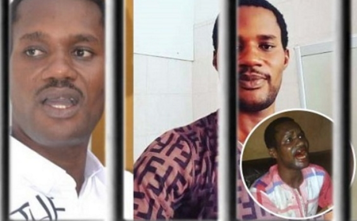 seun egbegbe dragged sales boy with jeep