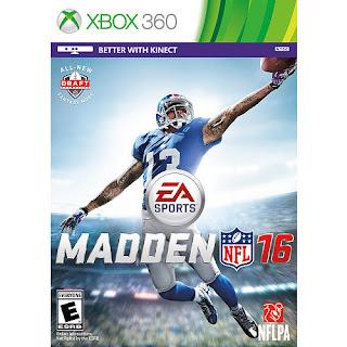 Madden NFL 16 (XBOX360)
