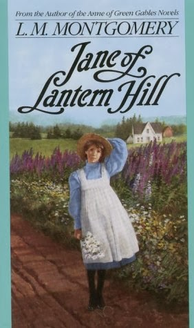Book Cover: Jane of Lantern Hill by L M Montgomery