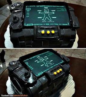 Fallout Cake