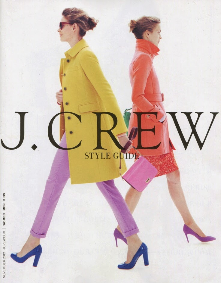 J. Crew Style Guide