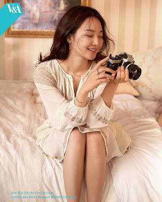 Shin Min Ah cewek imut dan hot
