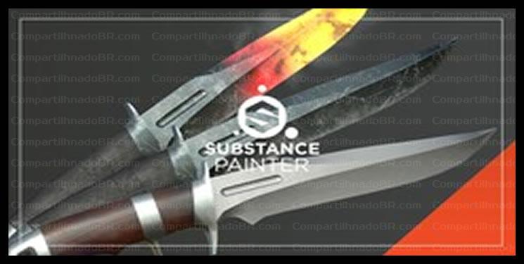 Substance Painter e Modelagem de Assets para Jogos AAA Download Grátis
