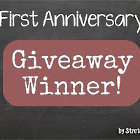 Stretch Your Peso Anniversary Giveaway Winner