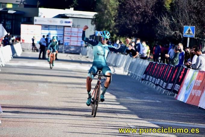 Las fotos de la Copa de España de Ciclocross de Pontevedra 2021 - Juniors