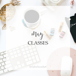 May Essential Oil Classes | An Oily FREE.K Community