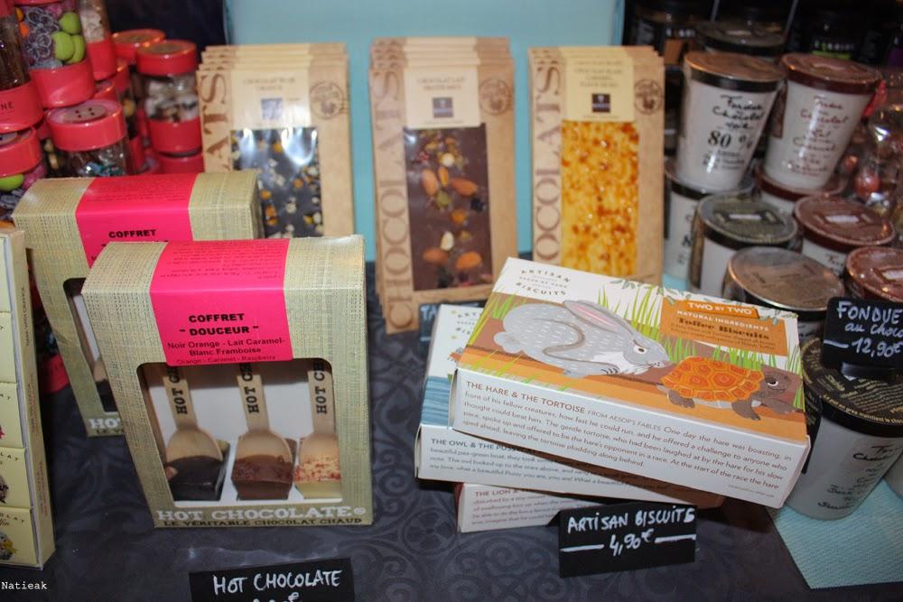 produits sucrés épicerie gourmande Chez Hélène