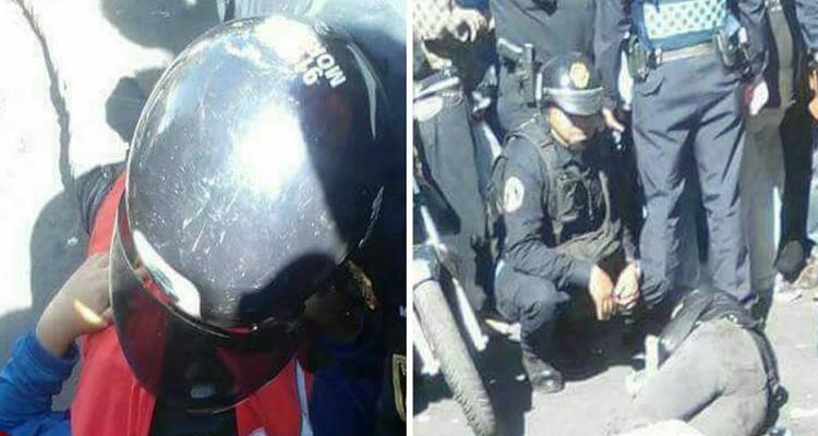 Video, Enfrentamientos por la disputa del territorio desata balacera en Tepito; deja a tres ejecutados