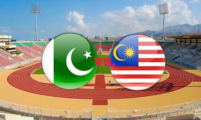Live Streaming Pakistan vs Malaysia Hoki Trofi Juara-Juara Asia 25.10.2018