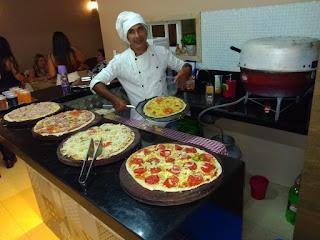 rodizio de pizza em domicilio fortaleza