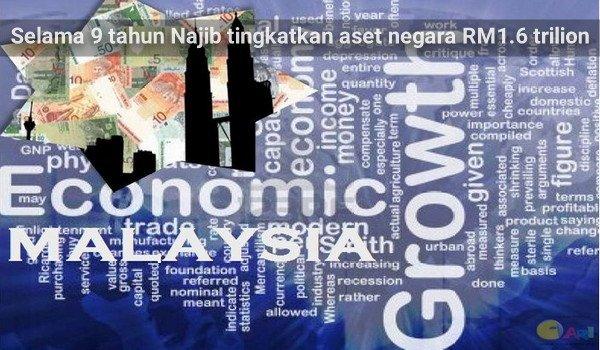 Najib: Jangan jarah dana Petronas atau bagi misi 'bail-outs'