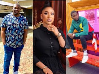 Tonto Dikeh Thanks Teebillz And Don Jazzy Over Suicide Attempt