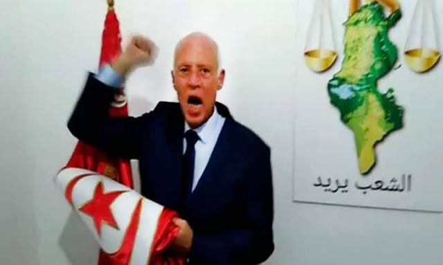 Tunisie : Kaïs Saïed se rend s'adresse aux jeunes
