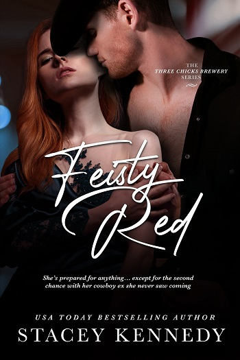 Feisty Red by Stacey Kennedy