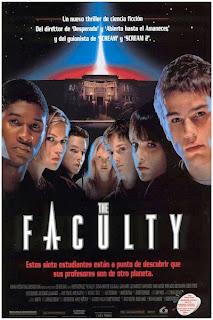The Faculty โรงเรียนสยองโลก