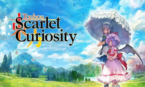 Touhou Scarlet Curiosity Game Free Download