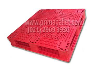 Pallet Plastik Untuk Industri Semen dan Keramik