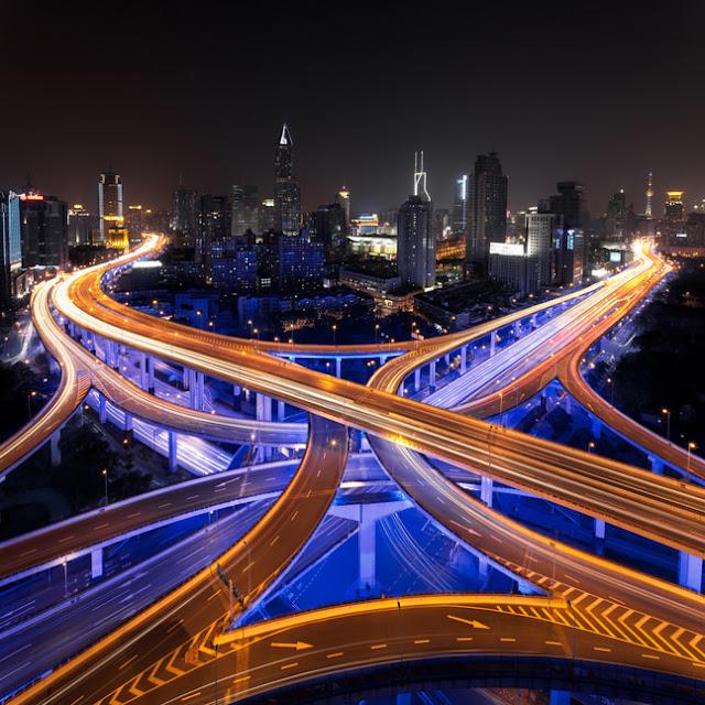 Jalan Raya Shanghai, Shanghai, Cina