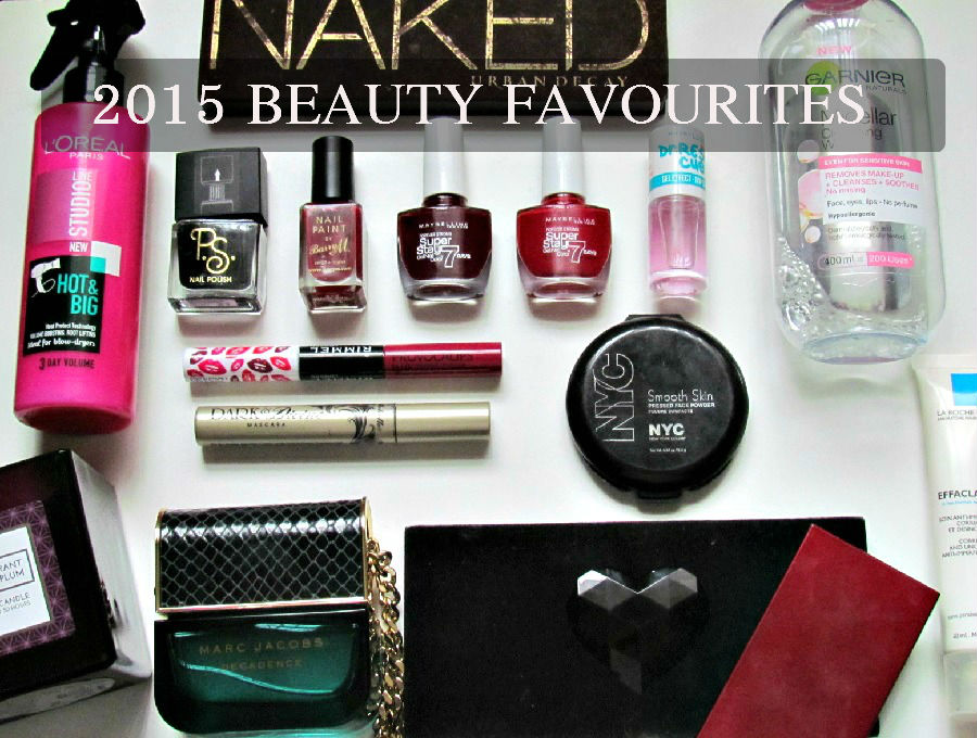 2015 beauty favourites, bblogger favourites, beauty blog recommendations, budget beauty products