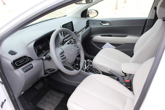 New Hyundai HB20S Sedã 2020 Turbo Automático - interior