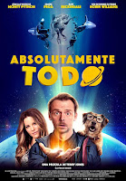 Absolutely Anything International Poster