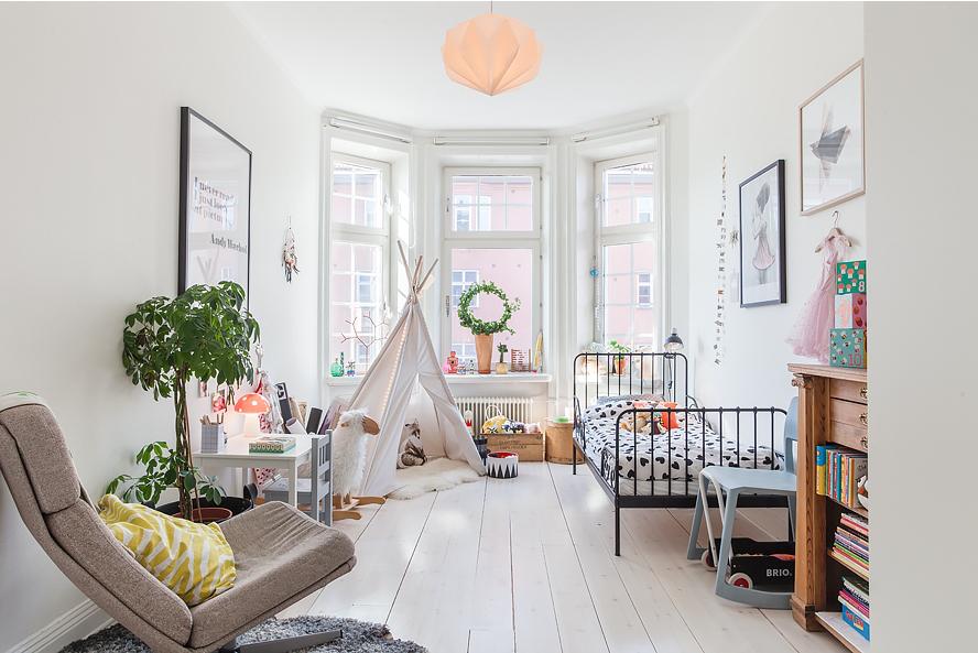 La fabrique d co 5 id es pour rendre une chambre d 39 enfant plus amusante - Deco chambre d enfant ...