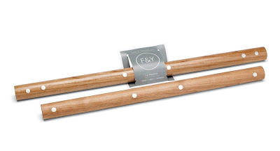La Doyenne (straight) wood handlebars