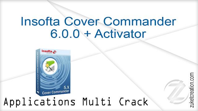 Insofta Cover Commander v6.0.0 + Activator