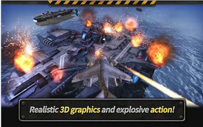 Gunship Battle Helicopter 3D V2.3.91 Apk (Mod Free Shopping)