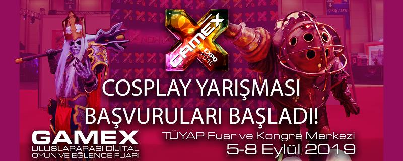 Gamex Cosplay Yarışması