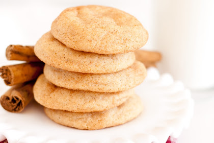 My Idea of the Perfect Snickerdoodle Cookies