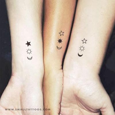 Tatuajes para 3 hermanos Hombres +20 Diseños