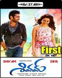 Shivam (2015) Hindi - Telugu Full Movies Download Dual Audio 600mb HDRip