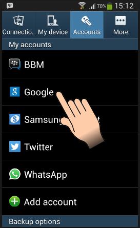 Cara Keluar Dari Gmail Di Aplikasi  HP Android