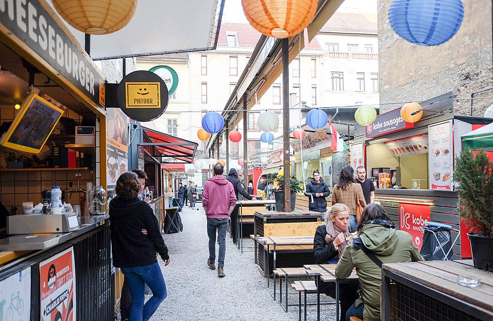 Eat Drink KL | Karavan Street Food @ Budapest, Hungary