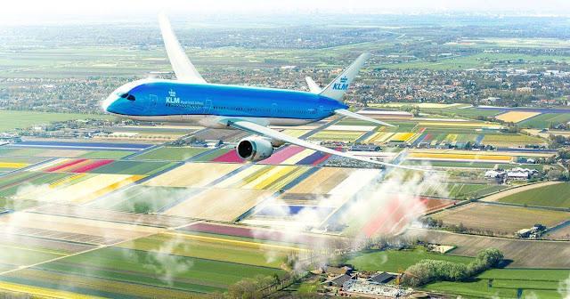 استئناف الرحلات الجوية المباشرة بين هولندا والمغرب