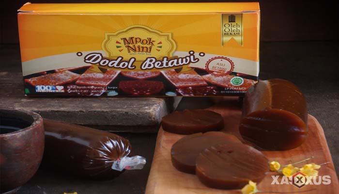 Resep cara membuat dodol Betawi