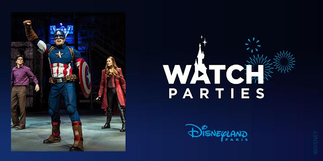 #DisneyMagicMoments, 巴黎迪士尼 分享 Marvel Super Heroes United Full Show 片段, Disneyland Paris, DLRP