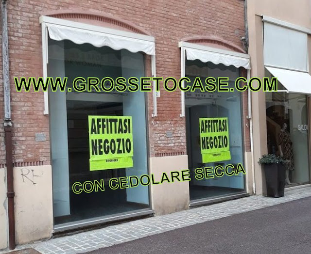 Cedolare sui negozi estesa ai rinnovi, cedolare secca Grosseto, Agenzia Immobiliare a Grosseto, news affitti,