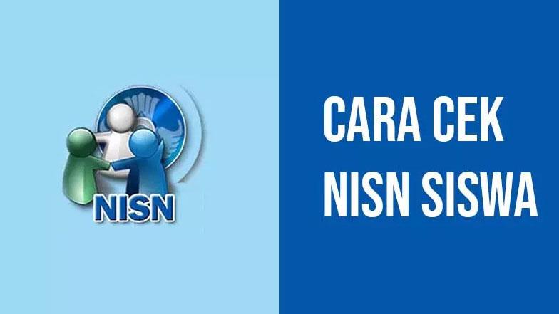 Cek NISN dan Verval NISN