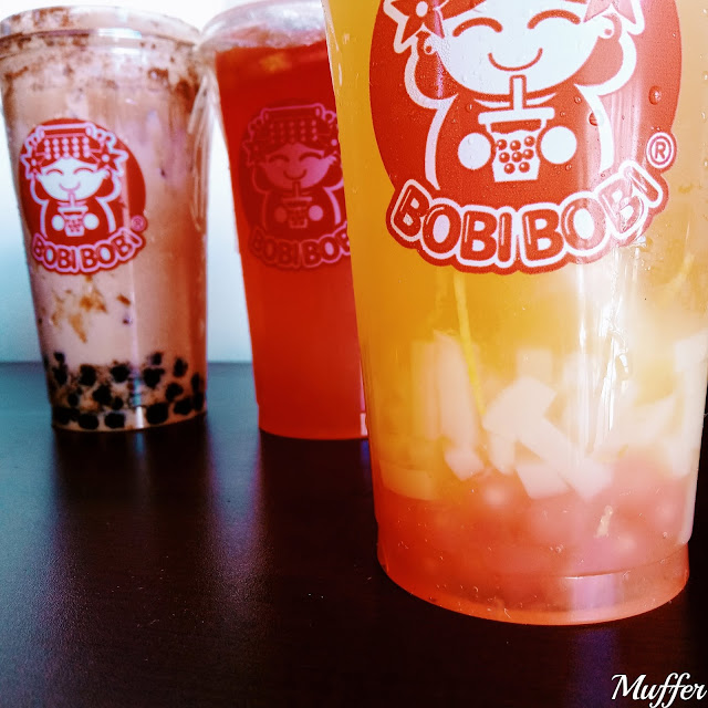 Bobi Bobi Chile - Bubble Tea