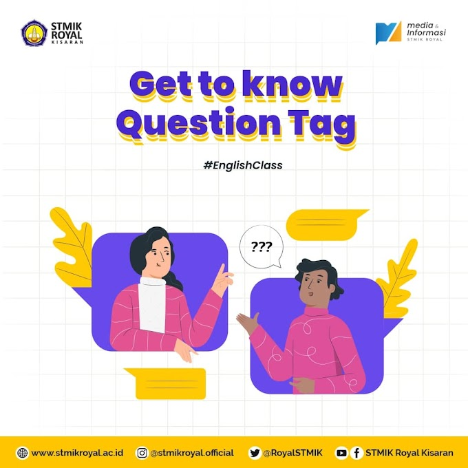 Belajar Tentang Question Tag