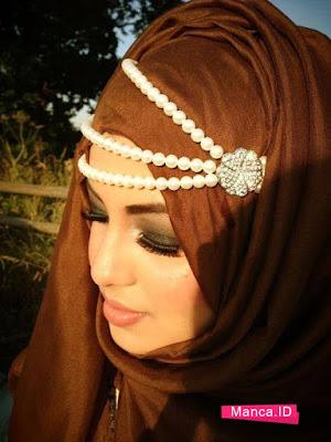 Headband Mutiara