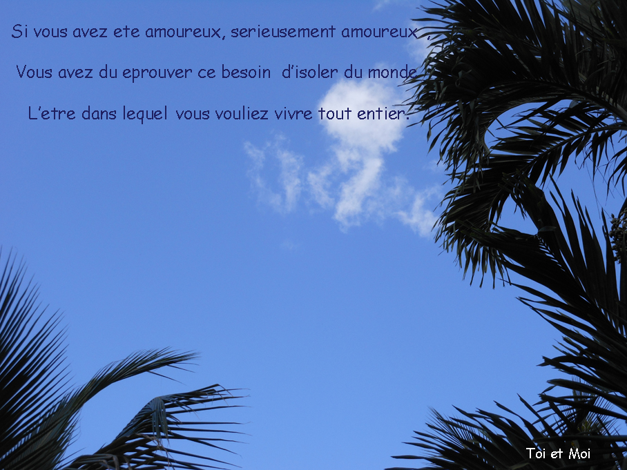 Citations: Citation d'Amour en Carte