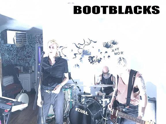 Bootblacks and Liste Noire FALL TOUR DATES !!  Post Punk Flavors You Long For