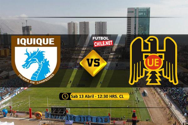 PREVIA: Deportes Iquique vs Unión Española