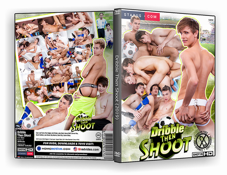 DVD Dribble Then Shoot xxx (2019) - ISO