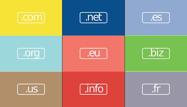Jakie są najpopularniejsze rozszerzenia domen internetowych?