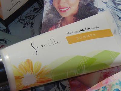 Senelle Cosmetics, Nawilżający balsam do ciała